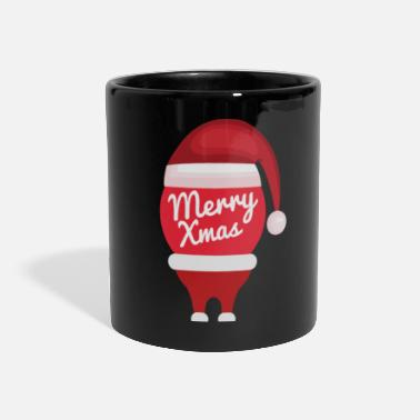 Merry Xmas merry xmas - Panoramic Mug