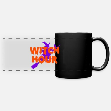 Witching Hour Witch Hour - Panoramic Mug