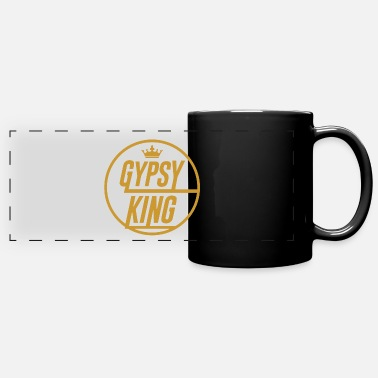 Tyson Fury Gypsy King Tyson Fury Shirt Gypsy King - Panoramic Mug