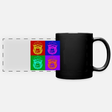 Ape Warhol - Panoramic Mug
