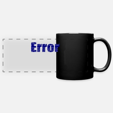 Error Error - Panoramic Mug