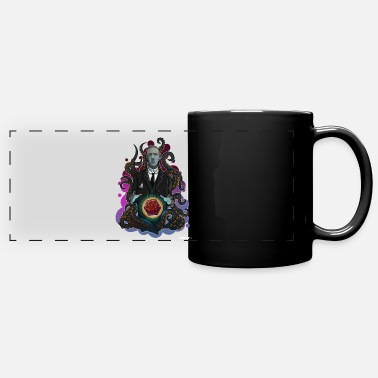 Game Arkham Pen & Paper table role-playing game Lovecraft - Panoramic Mug