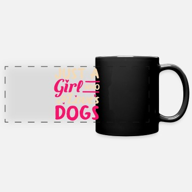 Owner Dogs owner owner - Panoramic Mug