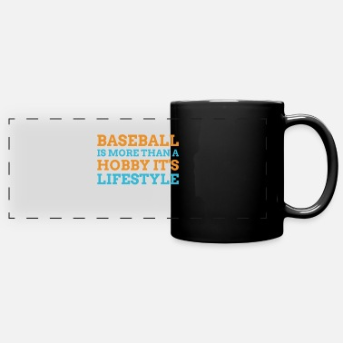 Swag Baseball Lifestyle - Panoramic Mug