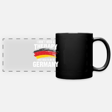 Federal States Germany therapy country federal states gift - Panoramic Mug