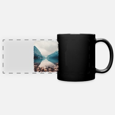 Lake Lake - Panoramic Mug