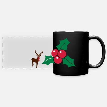 Holly holly - Panoramic Mug