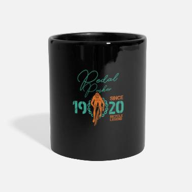 Since 1920 Pedal Pusher Since 1920 Bicycle Legend - Panoramic Mug