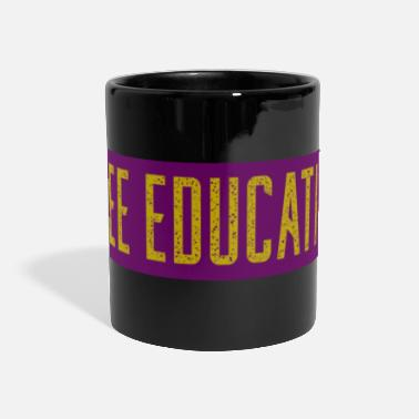 Éducation Culture éducation - Mug panoramique