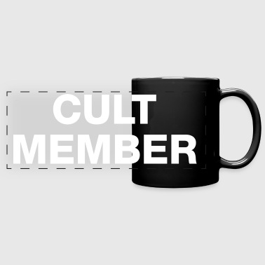 CULT MEMBER - Full Color Panoramic Mug