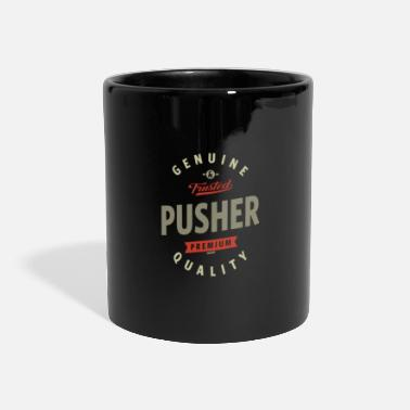 Pusher Pusher - Panoramic Mug