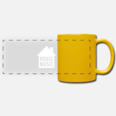 House Music House Music - Panoramic Mug