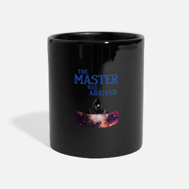 Master The Master has Arrived - Panoramic Mug