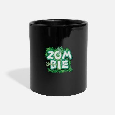 Zombie Zombie zombies - Panoramic Mug