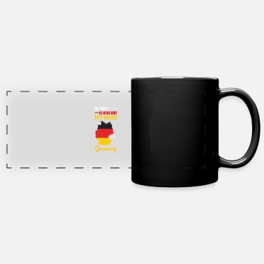 Germany Germany Germany - Panoramic Mug
