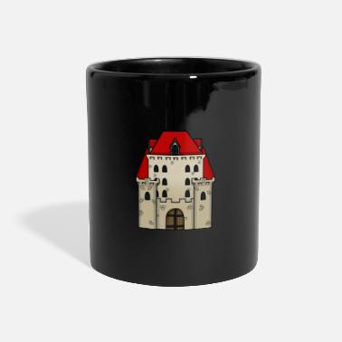 Castle Castle castle fortress - Panoramic Mug