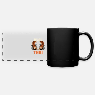 Athletic Muay Thai - Panoramic Mug