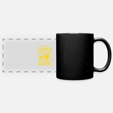 Director Film producer cameraman - Panoramic Mug