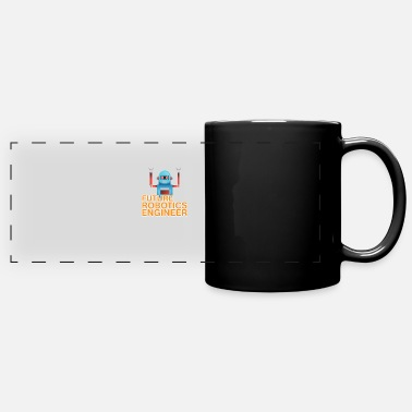 Mate Future robotics engineer - robots - Panoramic Mug