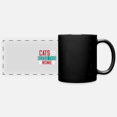 Milk Cat Cats Cat Lover Hangover Gift 20 - Panoramic Mug