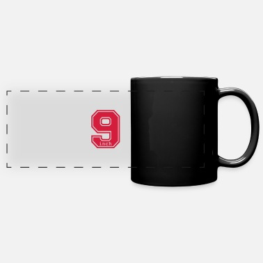 Blague nine - Mug panoramique