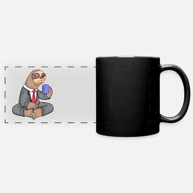 Lazy employee - Panoramic Mug