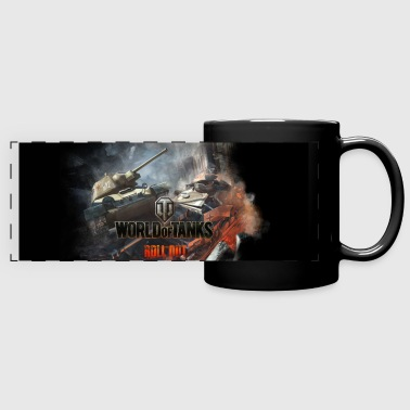 World of Tanks - Battlefield Panorama - Full Color Panoramic Mug