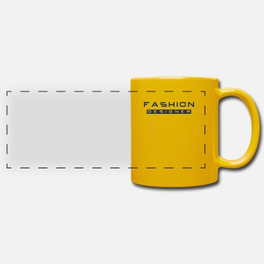 Fashion Design fashion fashion design fashion designer fashion - Panoramic Mug