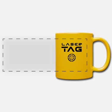 Tag Laser tag - Panoramic Mug