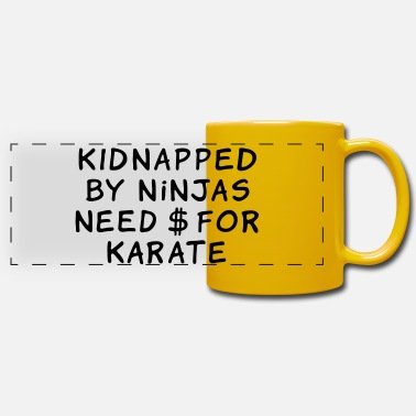 Familie family kidnapped by ninjas need dollars for karate - Panoramamok