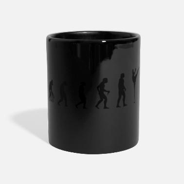 Street Fighter Evolution Fighter Fighter MMA and Boxing Combat Sports - Panoramic Mug