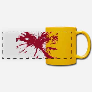 Commercial commercial - Panoramic Mug
