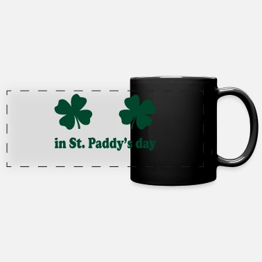 Meaning paddy double d - Panoramic Mug