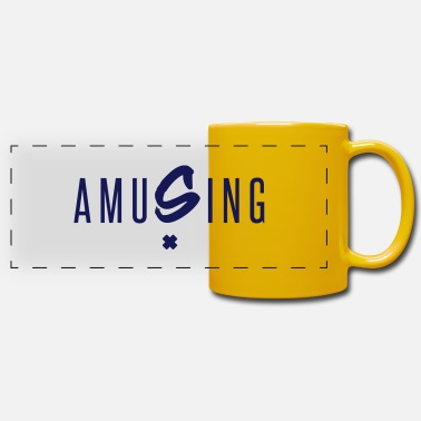 Amusing AMUSING - Panoramic Mug
