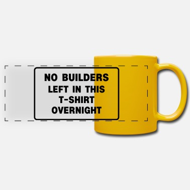 builders - Panoramic Mug