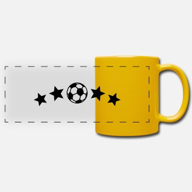 Football Club football football team Football Club - Panoramic Mug