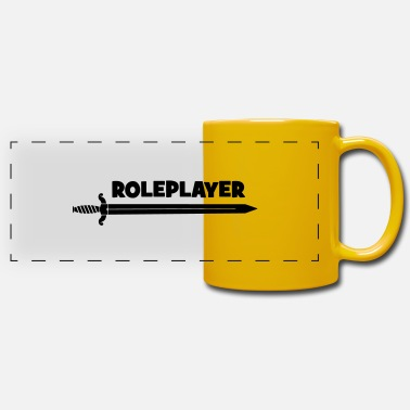 Roleplay Roleplayer - Mug panoramique