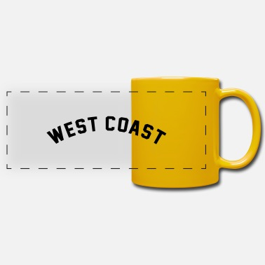 West Coast West Coast - Panoramic Mug