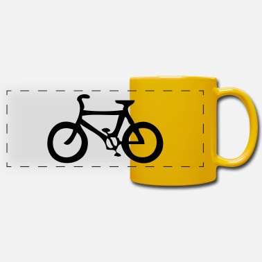 Bycicle Bycicle - Panoramic Mug