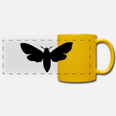 Moths moth - Panoramic Mug