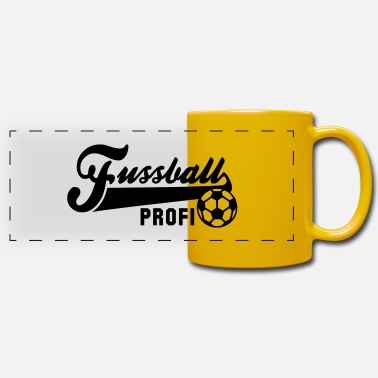 Fussball Fussball PROFI - Panoramic Mug