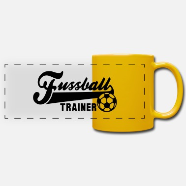 Fussball Fussball TRAINER - Panoramic Mug