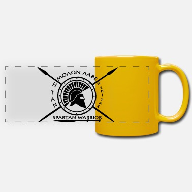 Spartans Spartan - Panoramic Mug
