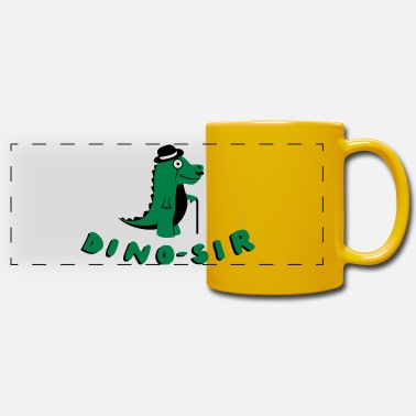 Sir DINO-SIR - Mug panoramique