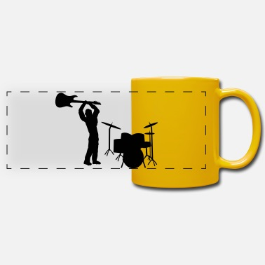 Rocker rocker - Panoramic Mug