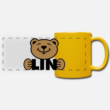 Bear Berlin | Bär | Bearlin | Bear - Panoramic Mug