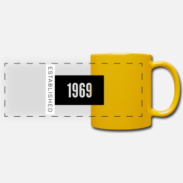 Established Established 1969 - Panoramic Mug