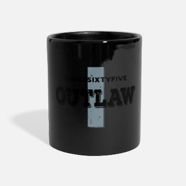Start Threesixtyfive Outlaw - Mug panoramique