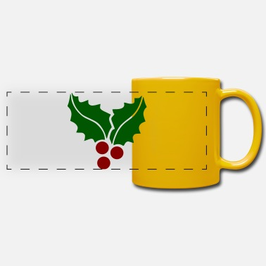Mistletoe Mistletoe - Panoramic Mug