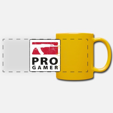 Soldier Of Fortune PRO GAMER - Mug panoramique